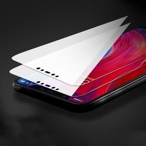 Image 3 - Matte Gehärtetem Glas Für Xiaomi Mi 8 8SE 8PRO 8 lite Frosted Anti blue Ray Screen Protector Für Xiao mi 8 pro Schutz Glas