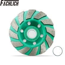 1 шт 100 мм Алмазный турборяд шлифовальный круг 4 дюйма диск