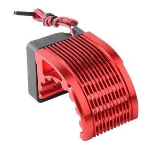 Охлаждающий вентилятор 5 в постоянного тока для безщеточного двигателя Hobbywing Leopard RC 42 мм 1515 4274 4268 812 T8 K80