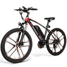Bicicletta elettrica da 26 pollici Power Assist bicicletta elettrica e-bike 350W motore ciclomotore