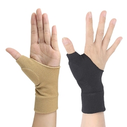 Compression Gloves  Sports Protection Pain Relief Hand Wrist band Support Brace Wrist Protector Running Basketball Bracers Pro