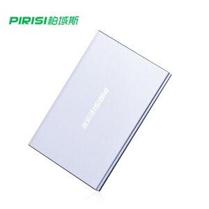 Metal HDD 2.5'' 80GB 120GB 160GB External Hard Drive USB3.0 Disco duro externo HD Portable Storage Disk for PC/Mac Plug and play