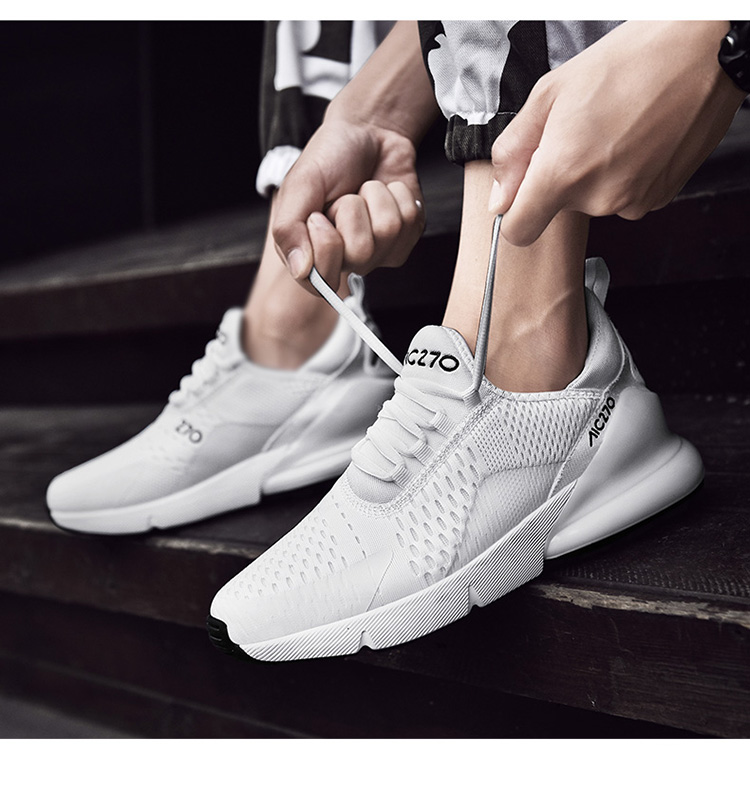 H810a5b2adf80441fa49a86445273be84o Summer New Men Sneakers Air Cushion Lightweight Breathable Sneakers Fashion Shoes Woman Couple Sport Shoes Mens Shoes Casual