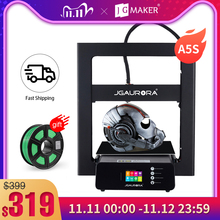 JGMAKER A5S 3D Printer Metal Frame 305*305*320mm Print with SD Card Upgraded Power Supply  JGAURORA