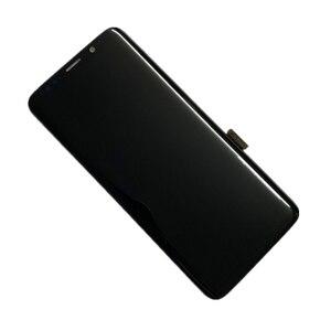 Image 4 - Recambio AMOLED ORIGINAL para SAMSUNG Galaxy S9 PLUS, digitalizador de pantalla táctil LCD sin marco, G965