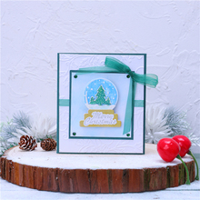 Eastshape Merry Christmas Dies Tree Ball Metal Cutting Dies New 2020 for Card Making Scrapbooking Embossing Cuts Stencil Craft yaminsannio boots dies scrapbooking metal cutting new 2019 shoes die cuts for card making cloud craft dies embossing