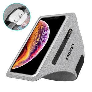 Armbands Phone-Case-Holder Zipper-Bag Airpods Wrist iPhone Running Sports Samsung Ultra