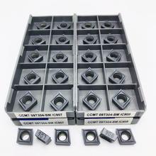 Turning-Tool CCMT09T304 Carbide-Insert Internal CNC IC908 SM Tokarnyy