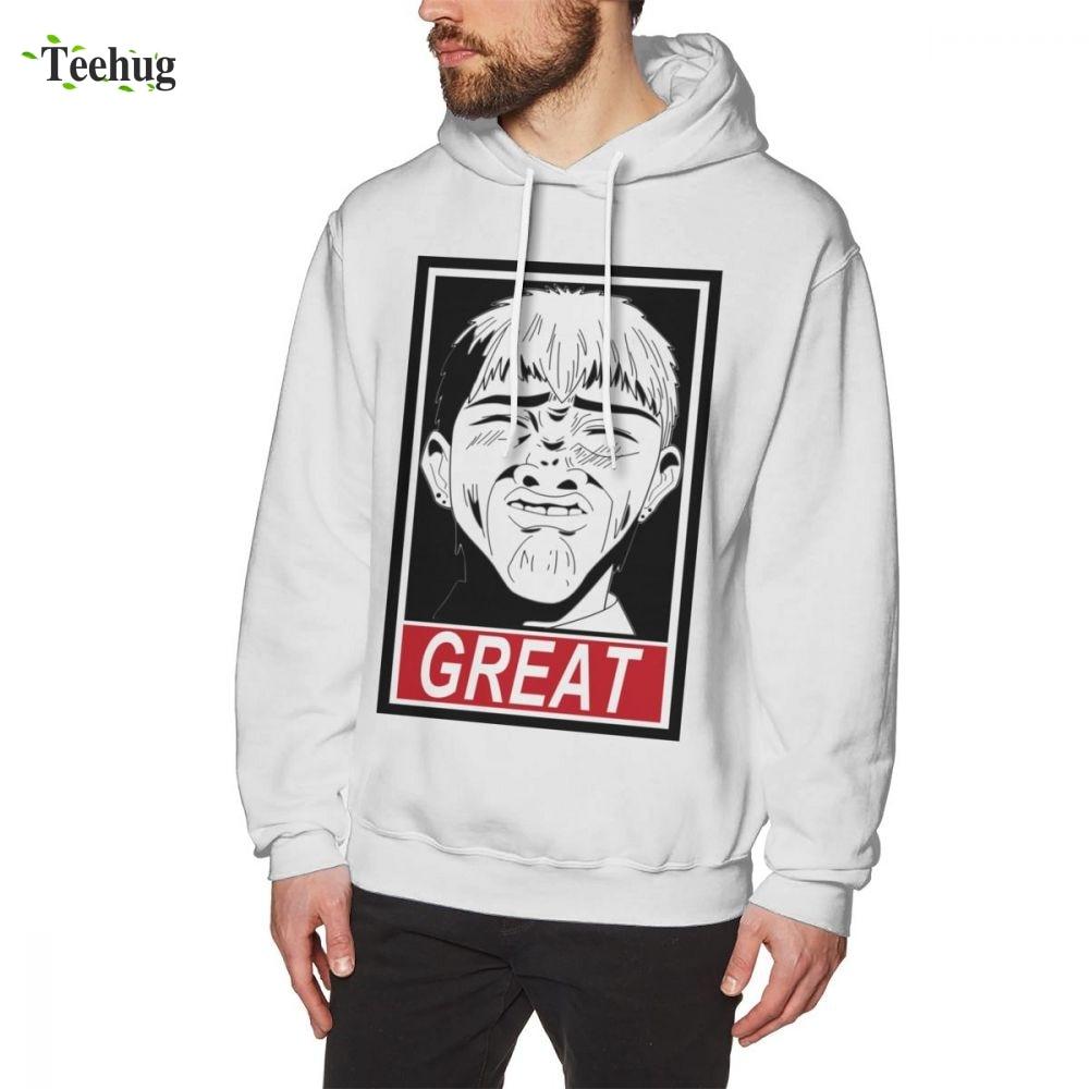 Retro Great GTO Sweatshirt Onizuka Fashionable New Arrival Free Shipping 3D Print For Male 100% Cotton