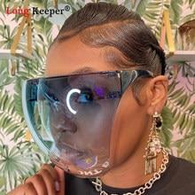 Popular feminino masculino óculos de proteção faceshield óculos de segurança anti-spray máscara óculos de sol protetor facial viseira proteção para os olhos