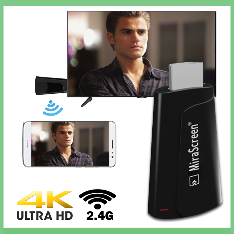 TV Stick 4K Wireless WiFi Dongle anycast for fire for netflix for android for airplay plus for google chromecast for hdmi image