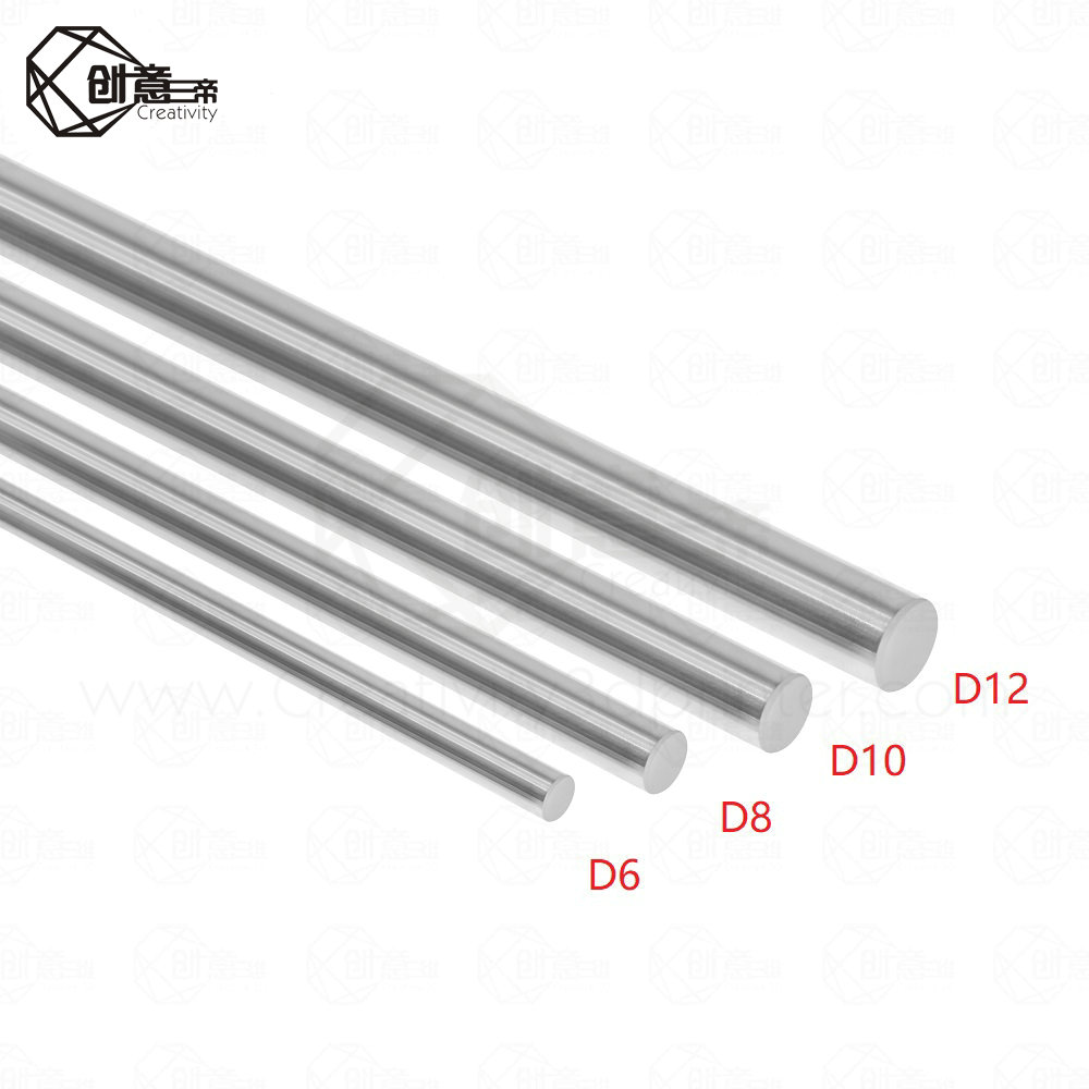 Free Shipping OD 25mm Cylinder Liner Rail Linear Shaft Optical Axis 25*320mm