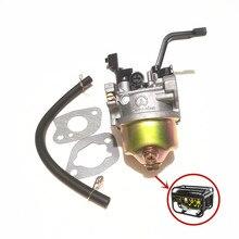 Карбюратор JIWANNIAN для бензинового генератора 2 кВт, 168F, комплект карбюратора подходит для GX160 GX200, запасные части
