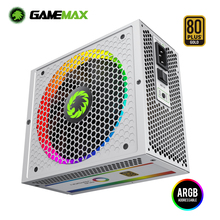 Power-Supply PSU Computer ATX Source Fully-Modular Gold Gamemax 850W 80-Plus PC Desktop