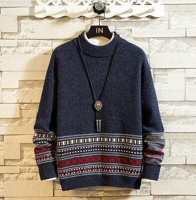 SHABIQI 2020 Winter Sweater Men Coats Christmas Pullover Men Sweater Winter Coat Mens Sweaters For Autumn XXXL Clothes Cashmere