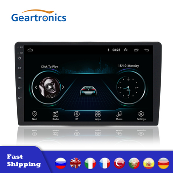9/10Inch 1Din Android 9.1 GPS Navigation Touch Screen DVD Audio Rear Camera GPS Player Radio Stereo WiFi Auto HD Car MP5 Player