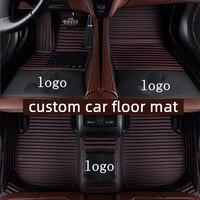 Custom fit car floor mat for Honda 1996 1997 1998 1999 2000 2001 2002 2004 2005 2006 2007 2008 2009 2010 Legend high quality
