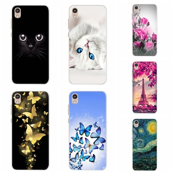 Flower Painted Cover For Huawei Y5 2019 Y 5 Soft Silicone Cute Back Cover Huawei Y5 Prime 2018 Y5 2017 Phone Case Coque Bumper image