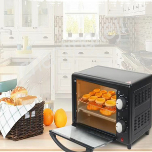 Автоматическая электрическая духовка SUSWEETLIFEmini, многофункциональная машина для выпечки 1500 Вт, трехслойная духовка для торта, пиццы, кухонны...