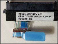 0U589F FOR Dell Studio 1735 1737 U589F DD0GM3HD000 SATA HDD Hard Disk Drive Adapter Cable 100%Test ok