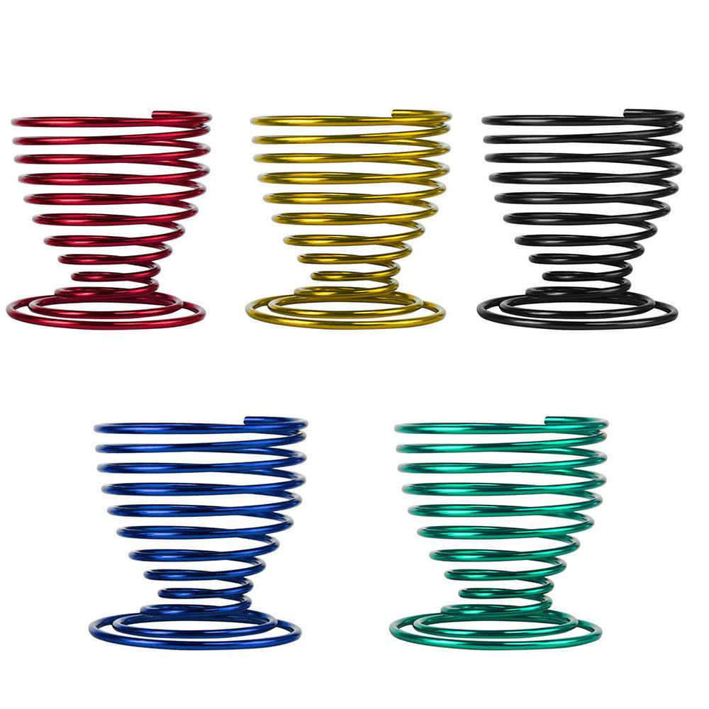 5 renk Puf Depolama Rafları Makyaj Karıştırıcılar Metal Standları Alaşım Makyaj Sünger Puf Kurutma Tutucu Depolama Raf Kozmetik Aracı TSLM1