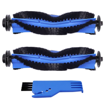 Replacement Rolling Brushes for Eufy RoboVac 11S 30 30C 15C, with Cleaning Brush