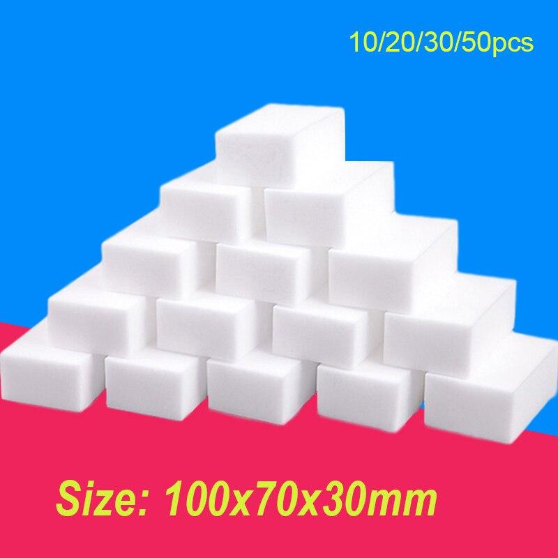 Esponja mágica borracha de alta densidade melamina esponja 100x70x30mm esponja de limpeza para cozinha escritório banheiro ferramenta de limpeza por atacado