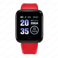 B Watch-Red