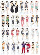 Anime Dakimakura corps Haikyuu!! 150x50cm 100x35cm Taie Doreiller Couverture Manga