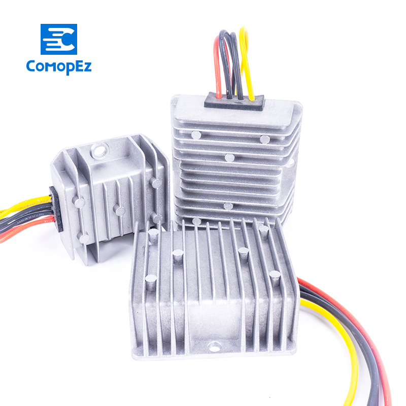 DC DC Converter <font><b>24V</b></font> <font><b>to</b></font> <font><b>12V</b></font> 1A 2A 3A 4A 5A 8A 10A 12A 15A 20A 30A <font><b>40A</b></font> Step Up Buck Regulator Voltage Power Supply for Car Solar image