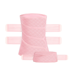 2in1 Postpartum Girdles for Women Slimming Waist Corset Underware Women- Upgraded,Cotton Gauze Material