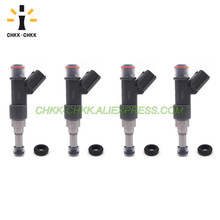 CHKK-CHKK NEW Car Accessory 23250-75100 23209-79155 fuel injector for TOYOTA EU Coaster 2.7L 2TR 2007~2010 недорго, оригинальная цена