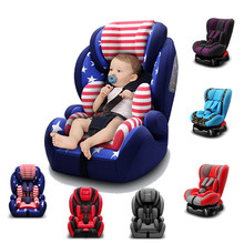 Child car safety seats Baby Car Seat Angle Adjustable HDPE Integrated Forming General Type Auto cradle