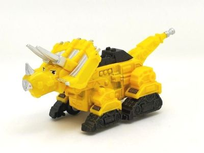 alloy car models Dinotrux red dinosaur toy car truck image