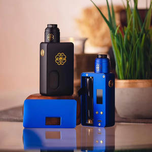 Mod-Kit Dot Mod Squonk RDA Electronic Cigarettes Dotrda 100w Original Box with 24mm V1.5