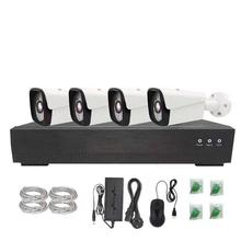4CH 1080P HDMI POE NVR Kit Face Recognition Camera H.265+ CCTV Security System 2MP IP Camera  P2P Video Surveillance Set