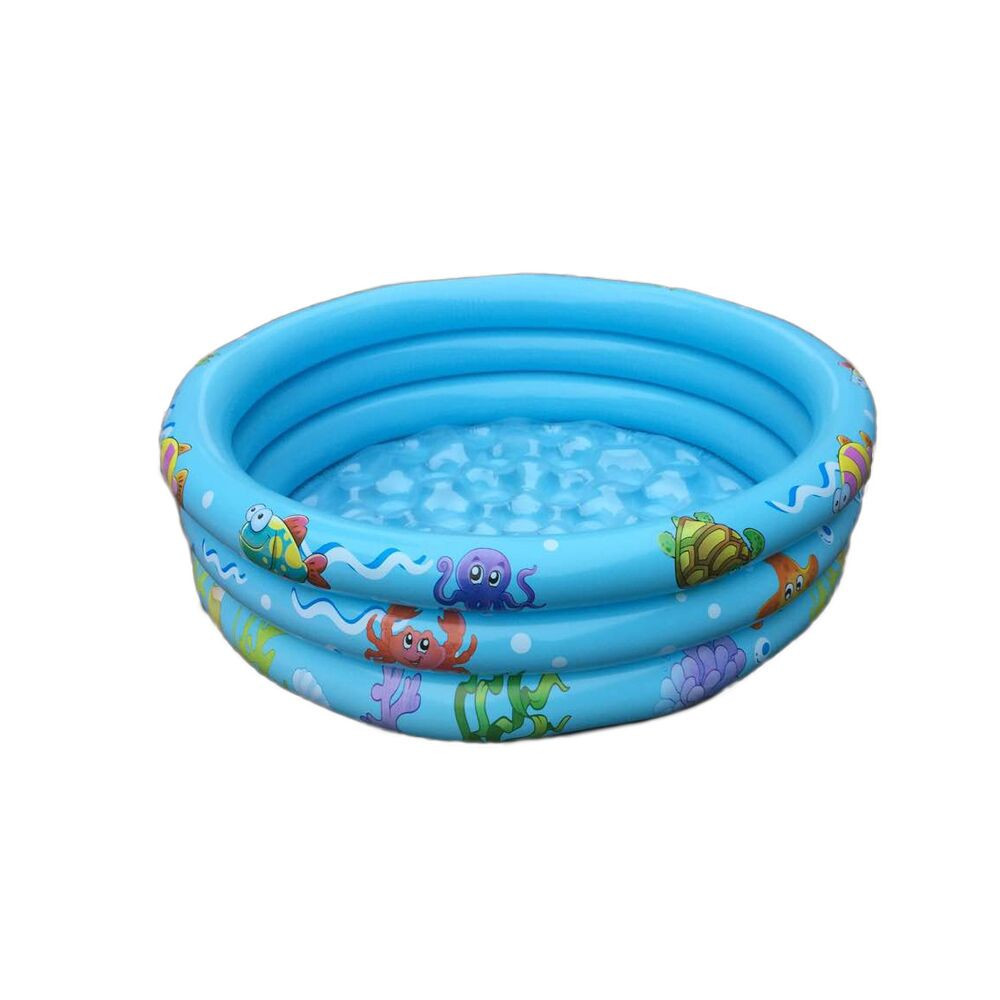 Swim Family Large Inflatable Swimming Pool Toys PVC Inflable Children Bathing Pool Outdoor Children Basin #D