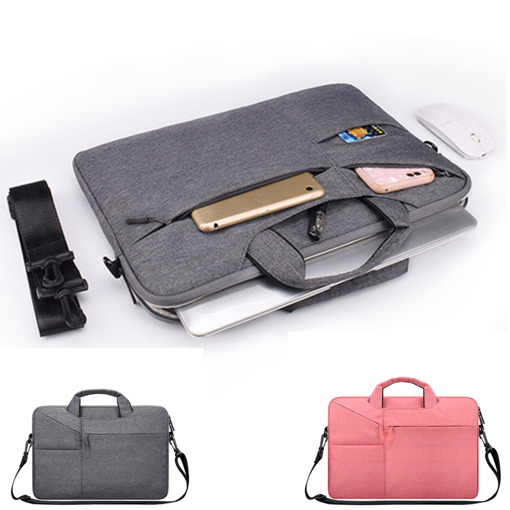 Laptop Bags 11.6 13.3 15.4 15.6 Inch Notebook Bag 13.3 For MacBook Air Pro 13 Bag 11,13,15 Inch Protective Case Shoulder Bags