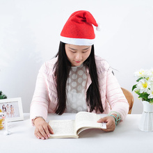 Christmas Hat Adult Red Common Santa Claus/Childrens