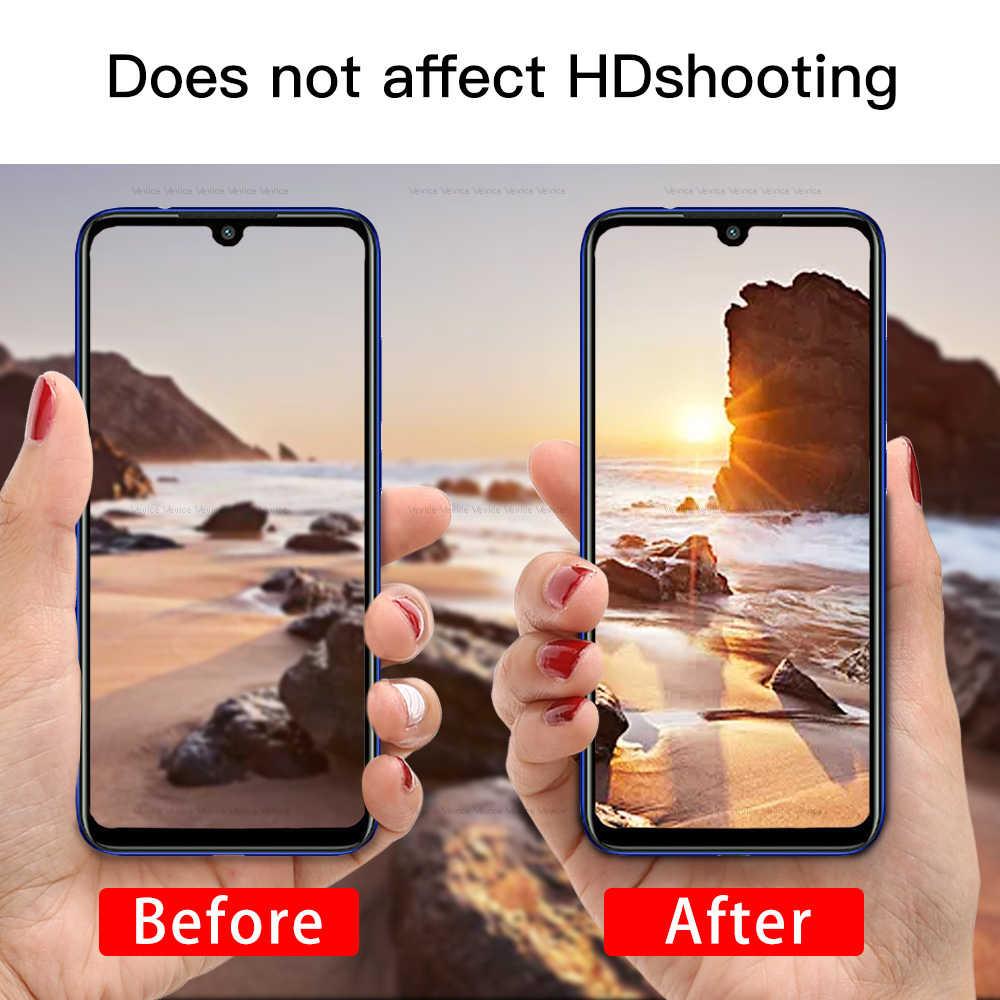 2Pcs 9D Kamera Kaca untuk Xiaomi Redmi Note 7 8 Pro Anti Gores untuk Xiaomi Mi 9T PRO 9 Se Mi9t 9se Mi9 Lensa HD Film Pelindung