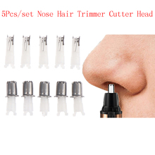 Razor Replacement-Head Nose-Hair-Cutter Electric-Shaver 5PCS 22mm Heads 3-In-1