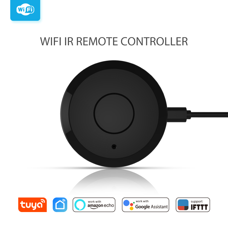 NEO Coolcam Universal Remote WiFi IR Control Hub Smart Home Voice Control For Alexa Google Home One For All Infrare WiFi Remote