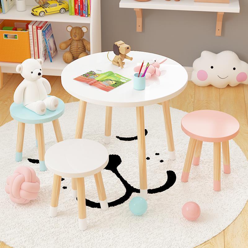 Chaise Tavolino Bambini Stolik Dla Dzieci Toddler Y Silla Kindergarten Mesa Infantil Bureau Enfant Study Table For Kids Desk