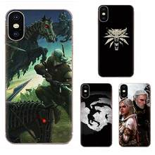 For Galaxy Alpha Note 10 Pro A10 A20 A20E A30 A40 A50 A60 A70 A80 A90 M10 M20 M30 M40 Soft Phone The Witcher 3 Wild Hunt(China)