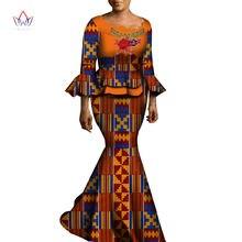Дизайнерская одежда женский роскошный топ и юбка комплект Базен