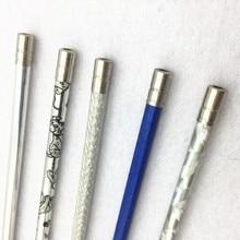 Цветной ткацкий чехол для тормозного кабеля высшего класса, Наружная трубка для лазерного тормоза, экологически чистый чехол для торможения из ПВХ
