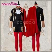 DokiDoki-R игра огненная эмблема: три дома эдельгард косплей костюм женщины Хэллоуин огненная эмблема Косплей Костюм