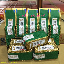 250 جرام الصينية Anxi التعادل غوان يين الأسود شاي الألونج 1725 tiager anyin الشاي الصين الغذاء الأخضر لتخفيف الوزن الرعاية الصحية الشاي