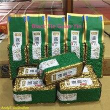 250G Trung Quốc Anxi Buộc Quan Âm Đen Trà Ô Long 1725 TieGuanYin Trà Trung Quốc Thực Phẩm Xanh Giảm Cân Sức Khỏe chăm Sóc Trà