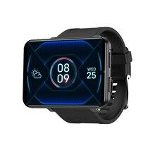 DM100 4G LTE Smart Watch Android 7.1 3GB 32GB 5MP MT6739 2700mAh Bluetooth Fashionable Smartwatch Men VS AEKU I5 Plus DM99